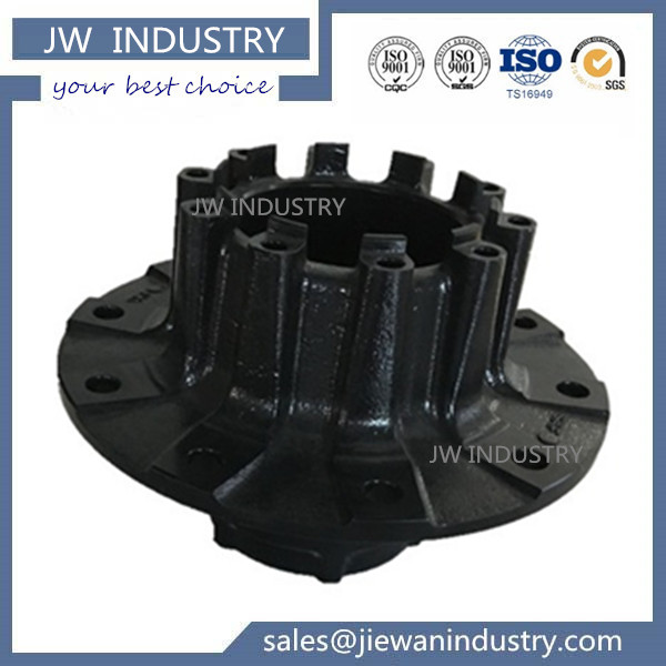 Wheel hub Iron casting for Automobile, truck trailer
