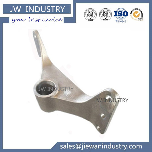 Trailer Supporting Leg steel casting parts